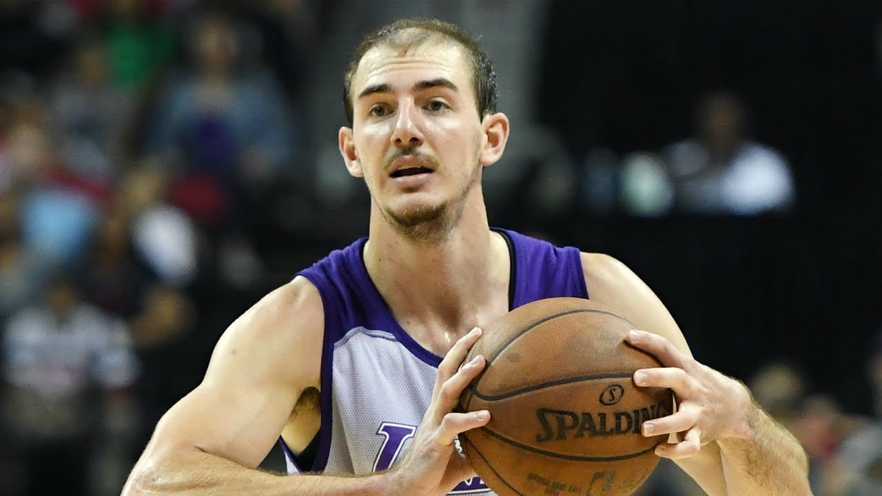Alex Caruso 2017 NBA Summer League Highlights w/ Lakers