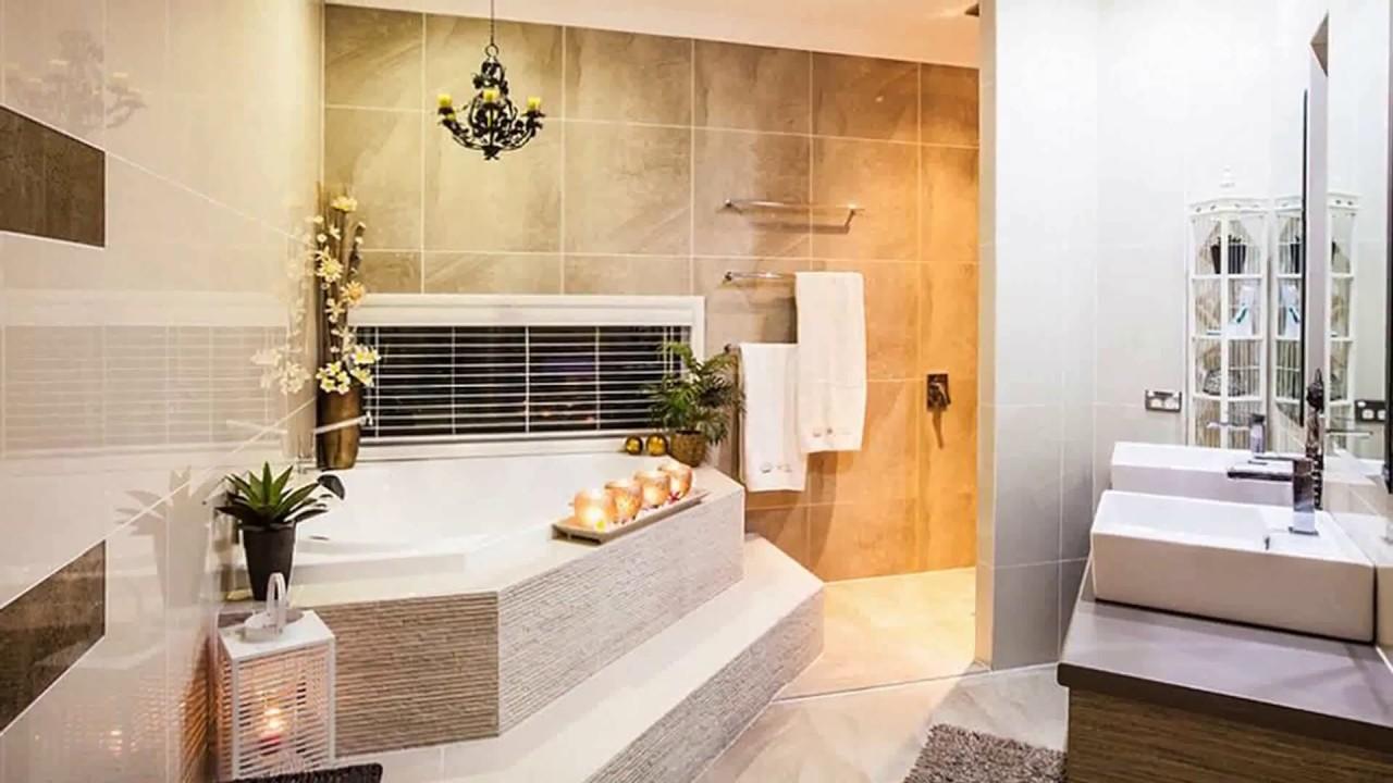 Creatively Transform Your Small Bathroom Youtube