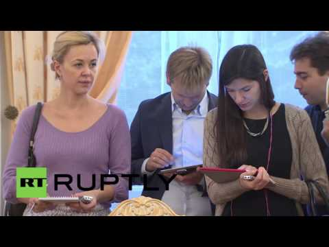 Russia: Belarus FM talks global issues, unity with Lavrov in Moscow