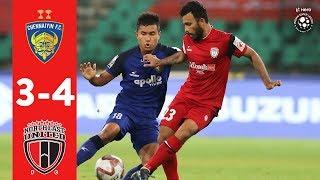 Hero ISL 2018-19 | Chennaiyin FC 3-4 NorthEast United FC | Highlights