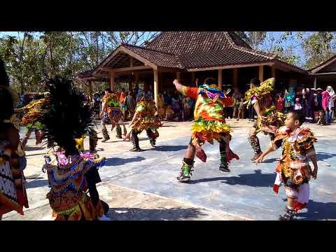 Reog Kreasi Rampak Buto Satrio Sindulowo Grogol 6 Bejiharjo Karangmojo Gunungkidul Yogyakarta