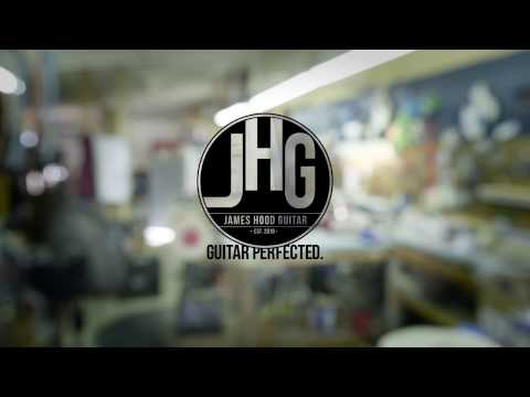 James Hood Guitar   Custom Guitar Promo