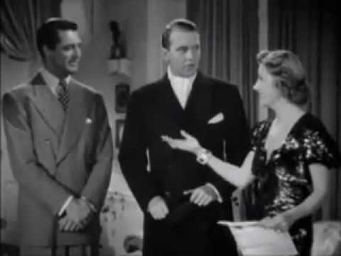LA PÍCARA PURITANA 1937 (The Awful Truth). Director: Leo McCarey