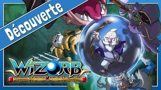 WIZORB - Un casse-brique rétro avec de la magie   Gameplay