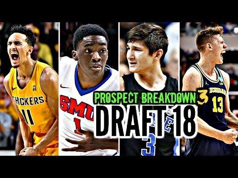 2018 NBA Draft Prospect Breakdown III: Shake Milton * Grayson Allen * Rawle Alkins
