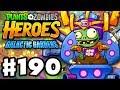 NEW HERO! Huge Giganticus! - Plants vs. Zombies: Heroes - Gameplay Walkthrough Part 190