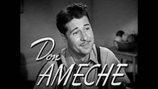 Don Ameche lived here