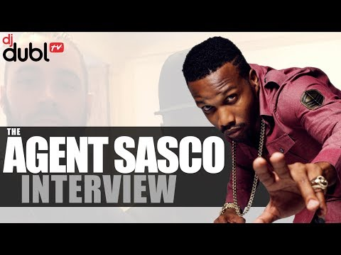 Agent Sasco Interview - Hope River Album, not credited by Kanye or Kendrick &Buju Banton's release,