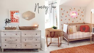 BABY GIRL NURSERY TOUR ???
