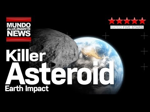 2036 Asteroid Heading towards Earth - Pics about space