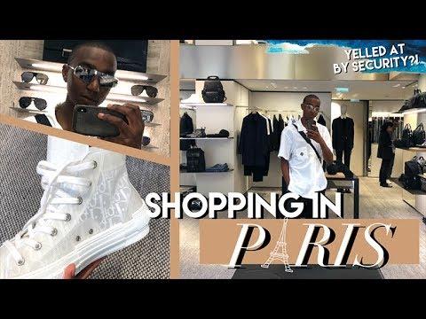 PARIS Luxury Shopping Vlog   Dior, Balenciaga, Gucci, Louis Vuitton   TheLuxuryChoyce