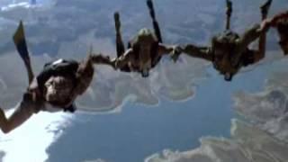 break point - skydivers