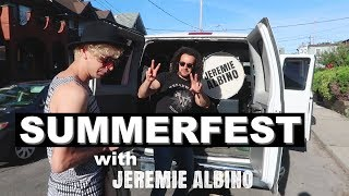 3 DAYS, 6 MCDONALDS, 1 SHOW (ft. JEREMIE ALBINO) | DRUMMER ON TOUR VLOG