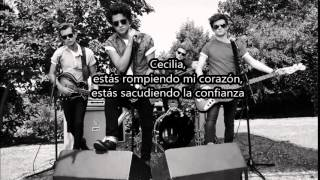 Oh Cecilia (Breaking My Heart) The Vamps [Sub. Español]