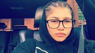 Zendaya | Funniest Snapchat Videos | April 2016