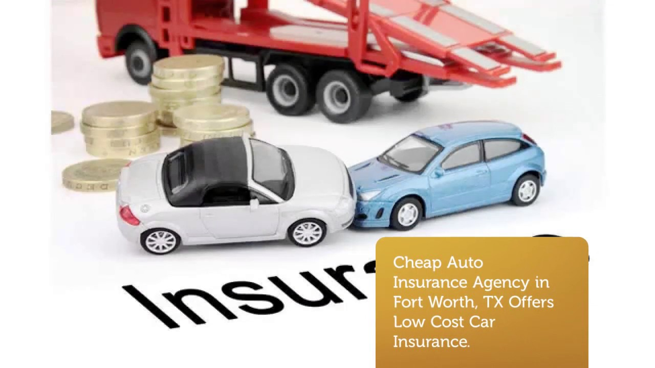 cheap car insurance in fort worth tx