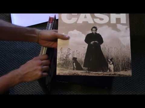 Johnny Cash Unboxing