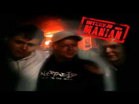 NERadio interviewing DJ Manian @ Discotek IN