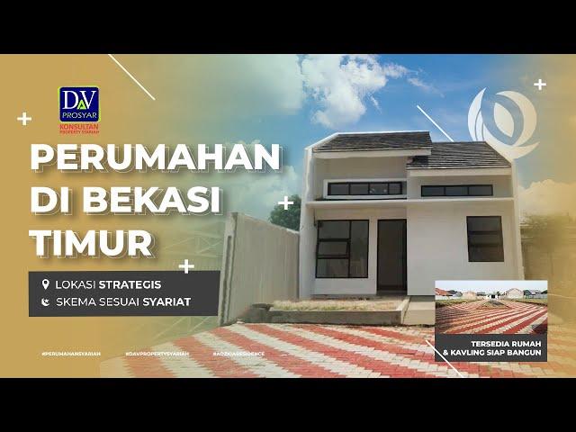 Perumahan Syariah di Bekasi Timur (Adzkia Residence)