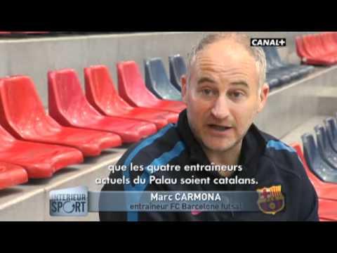 Fc barcelona m s que futbol int rieur sport canal for Interieur sport youtube