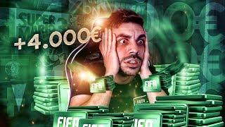 SI NO LLEGO A ÉLITE ME GASTO +4.000€ EN FIFA POINTS PARA LOS TOTY