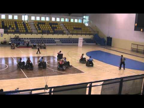 Flying Wings - Rzeszów vs. Sitting Bulls - Racibórz - kwarta II