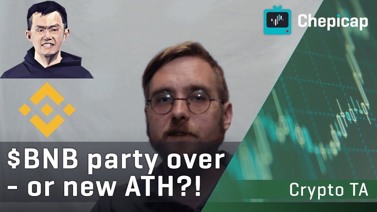 $BNB party over or new ATH? Binance Coin forming DOUBLE-TOP 🤔 | Cryptocurrency News | Chepicap