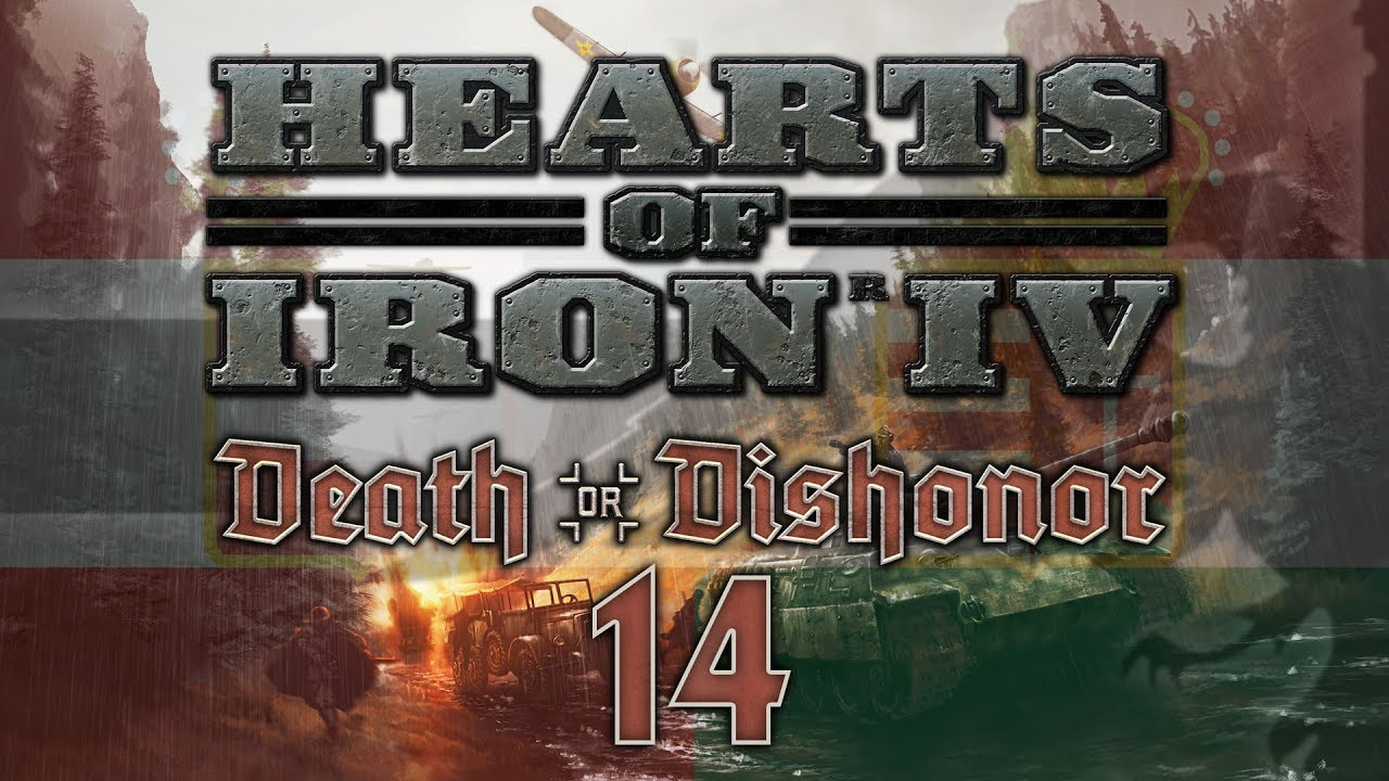 Hearts of Iron IV DEATH OR DISHONOR #14 WORLD WAR 4 - HoI4 Austria