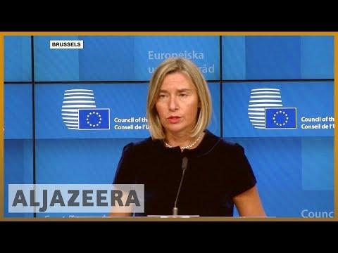 🇪🇺 🇮🇷 'Maximum restraint': Europe allies reject US escalation with Iran | Al Jazeera English