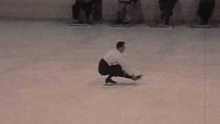 1956 World Figure Skating Championships - Ronnie Robertson USA LP