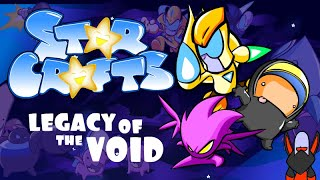 StarCrafts - Legacy of the Void in a Nutshell
