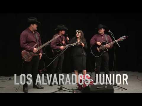 Los Alvarados Junior   Mini concierto - Estudio Sietesiete