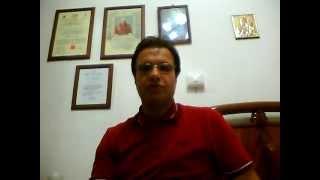 Diocesi di genova: il cav. de lisa vicino a sua em. rev. card. angelo bagnasco (10-05-2013).