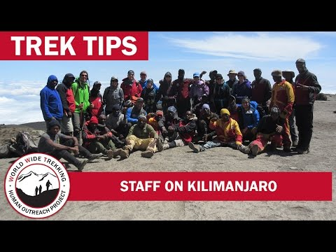 Climbing Kilimanjaro with the Best Guide Crews Available | Trek Tips