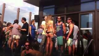 THE GANSEVOORT PARK POOL PARTY! (JULY 8 2012)