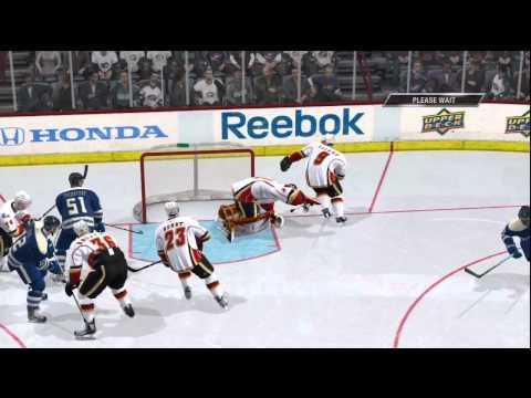 VHL CBJ 3 vs Calgary 2 (Mar 23, 2011)