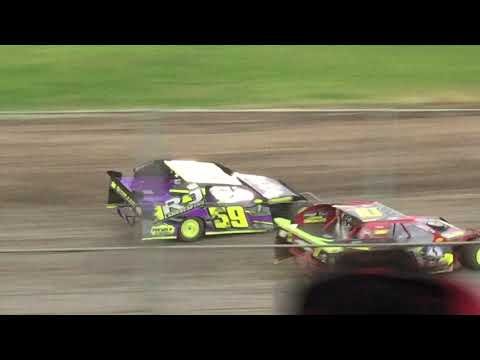 IMCA Modifieds at Ocean Speedway August 23, 2019