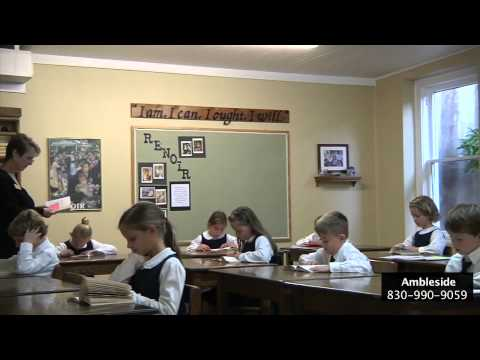Ambleside School Of Fredericksburg.mov