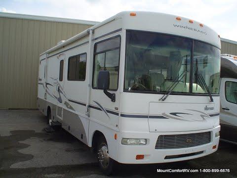 Pre-Owned 2005 Winnebago Sightseer 29R | Indianapolis RV Dealer