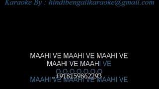 Maahi Ve - Karaoke - Kaante (2002) - Sukhwinder Singh, Richa Sharma
