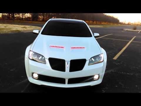 Pontiac G8 Reighlyn At 89,000 Miles
