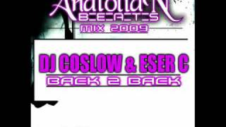 ABRM001-Dj Coslow & Eser C-Anatolian Beats Best Of Mixed