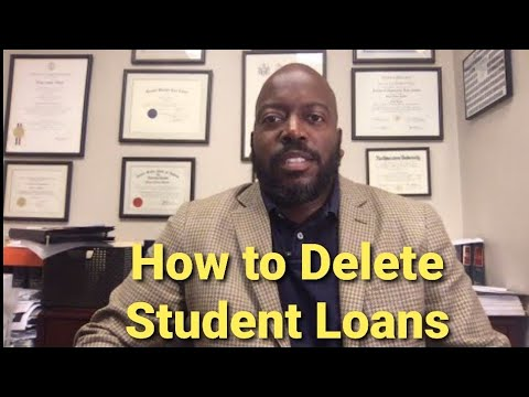 How To Delete Student Loans! #FCRA #FedLoanServicing #GreatLakes #Navient #Nelnet #StudentLoans