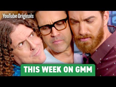 Weird Al Yankovic  This Week on GMM