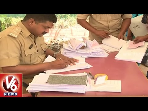 RTA Officials Focus On Vehicle Insurance | Hyderabad | V6 News