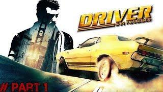 Driver San Fransisco - part1