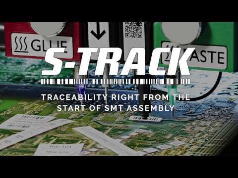 S-Track - SMT Screen Printing Equipment