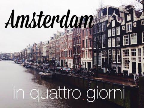 Amsterdam cosa fare dove mangiare ecc youtube for Amsterdam mangiare