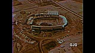 Buffalo Bills Stadium Construction 1972