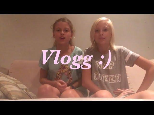 Vlogg :)